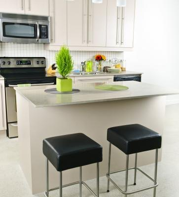 Ideas For Breakfast Bars In Small Kitchens With Pictures