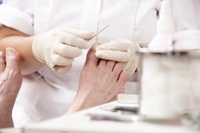 During tendon release the tendon is cut.