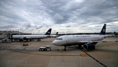 US Airways jets