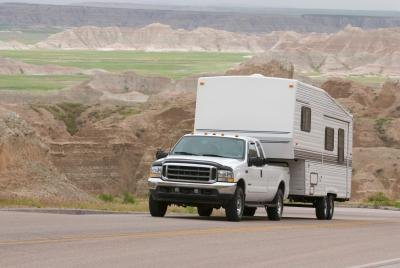what truck is best for towing a fifth wheel trailer ehow. Black Bedroom Furniture Sets. Home Design Ideas