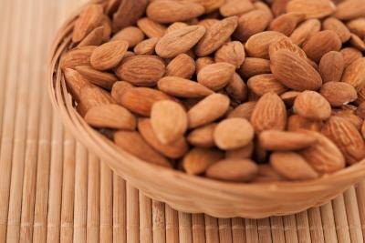almonds are another food that may help
