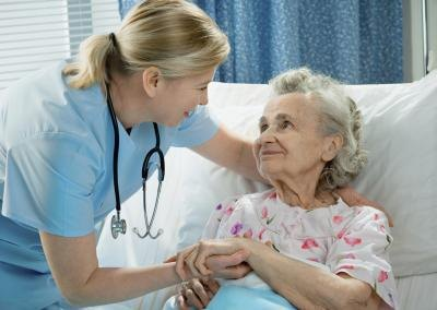 A nursing home may be a  temporary placement.