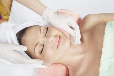 Glycolic acid peels do not always promote chemical peeling of the skin.