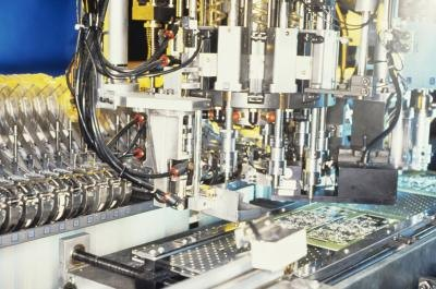Circuit board manufacturing.