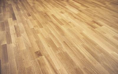 Wood floors under carpet