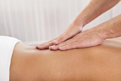 Deep tissue massage may alleviate the pain.