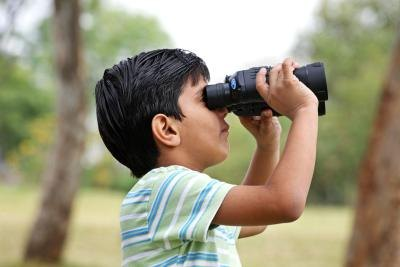 When a child turns 4, he is beginning to observe his world