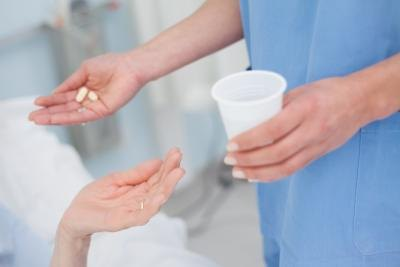 Your doctor may prescribe pain relieveing medication.