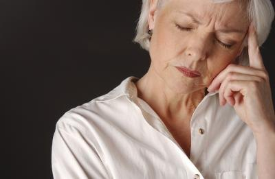 Menopause affects women over age 45.
