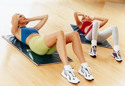 Regular exercise can lower cortisol levels.