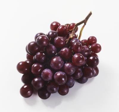 Try a handful of grapes instead of sugary sweets.