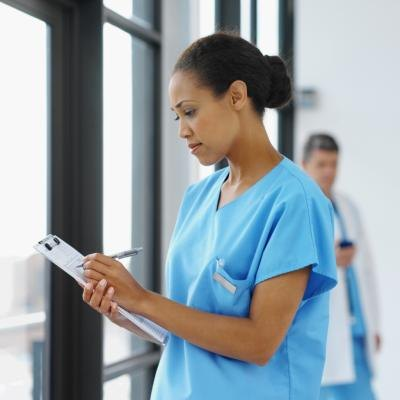 Nursing assistants are responsible for documenting all of the care that they provide.