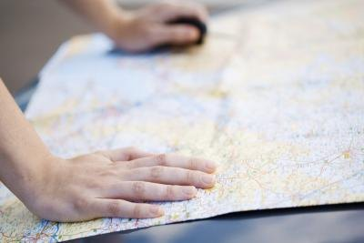 Plan out your driving route well in advance of any trip.