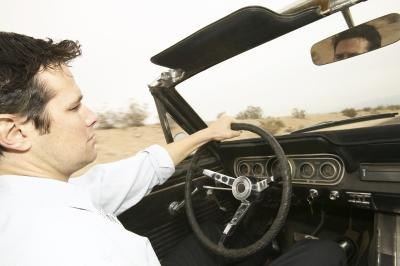 The vibration from your steering colum will be easy to notice and make your drive uncomfortable.