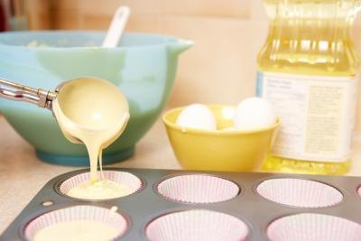 Using corn syrup for muffin mix