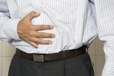 Anti-inflammatory drugs can cause stomach pain.