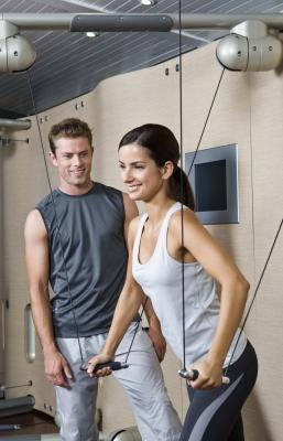 Couples who work out together share a commitment to good health.