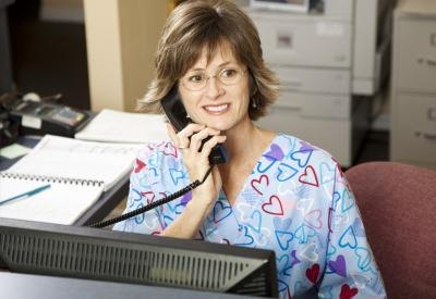 Administrative support arrangements is also the duty of a medical staff coordinator.