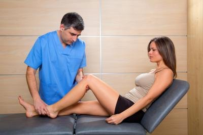 Do physical therapy as directed.