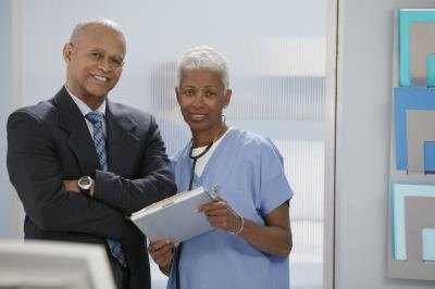 Administrators have the largest role in a hospital.