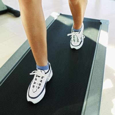 Start an exercise program to help circulation in the legs.