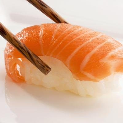 Salmon is high in omega-3s
