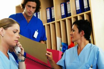 It is also important that nursing assistants are comfortable taking direction from other team members.