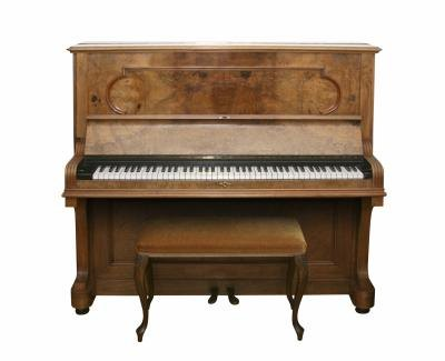 how to dispose of an old piano with pictures ehow. Black Bedroom Furniture Sets. Home Design Ideas