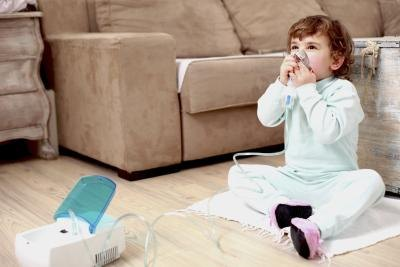 Children with asthma may receive treatment through inhalers and nebulizers.