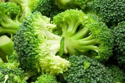 Broccoli can lower estrogen levels and should be avoided.