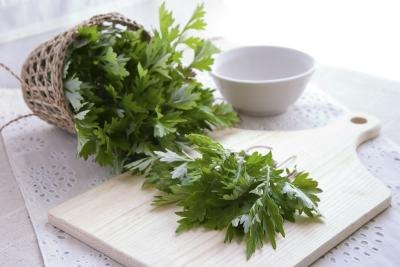 Wormwood may be used in a cleanse.
