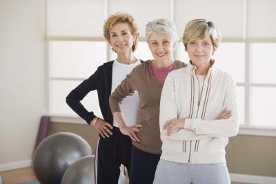 Hormonal changes during menopause affect your muscle growth.