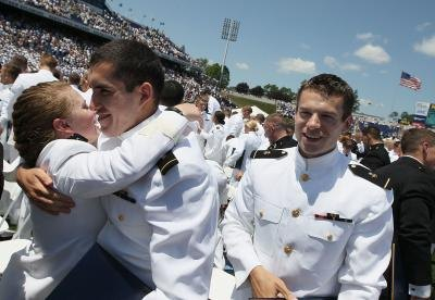 A four year degree is required to become a Marine officer.