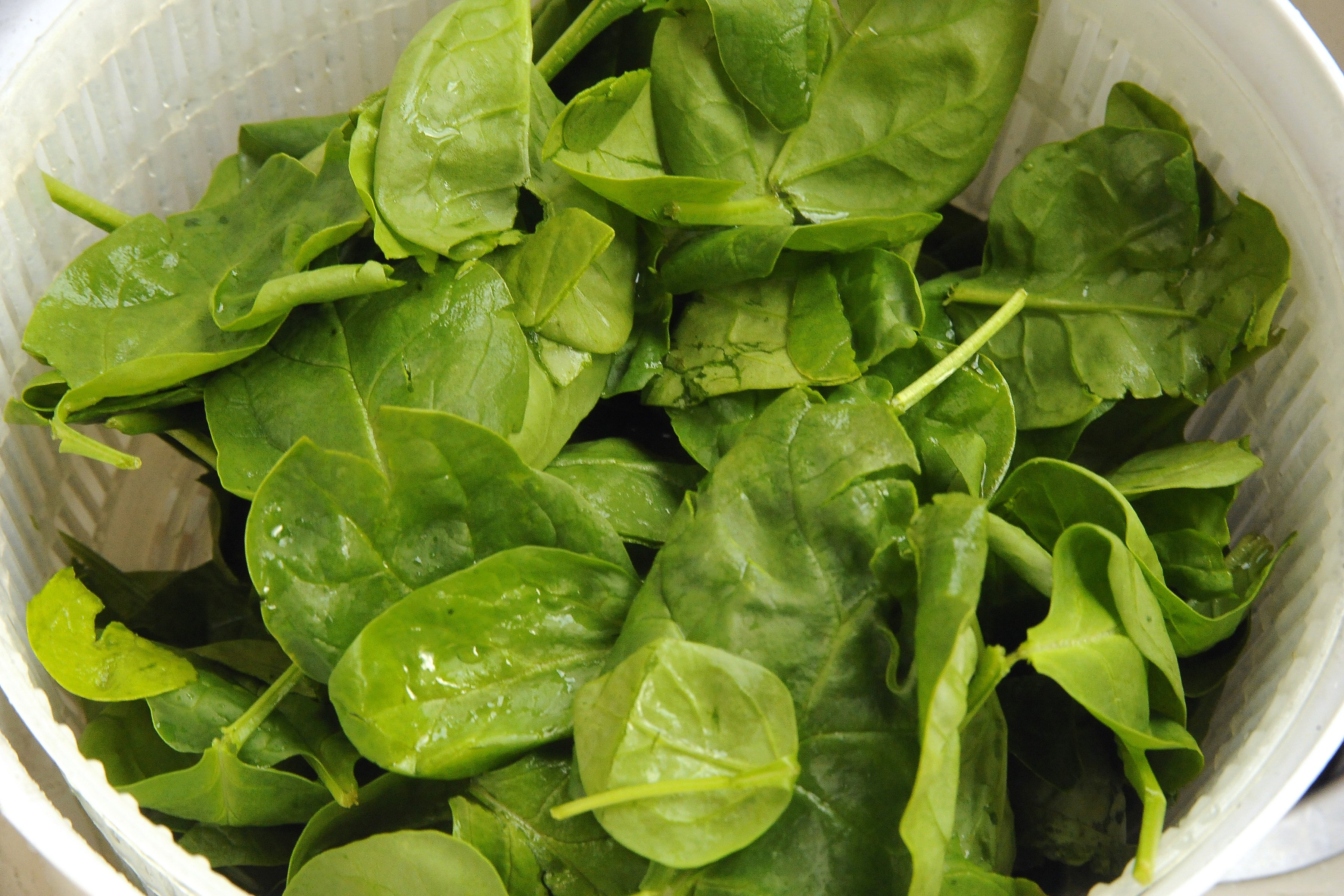 Is Spinach Good For Baby Food