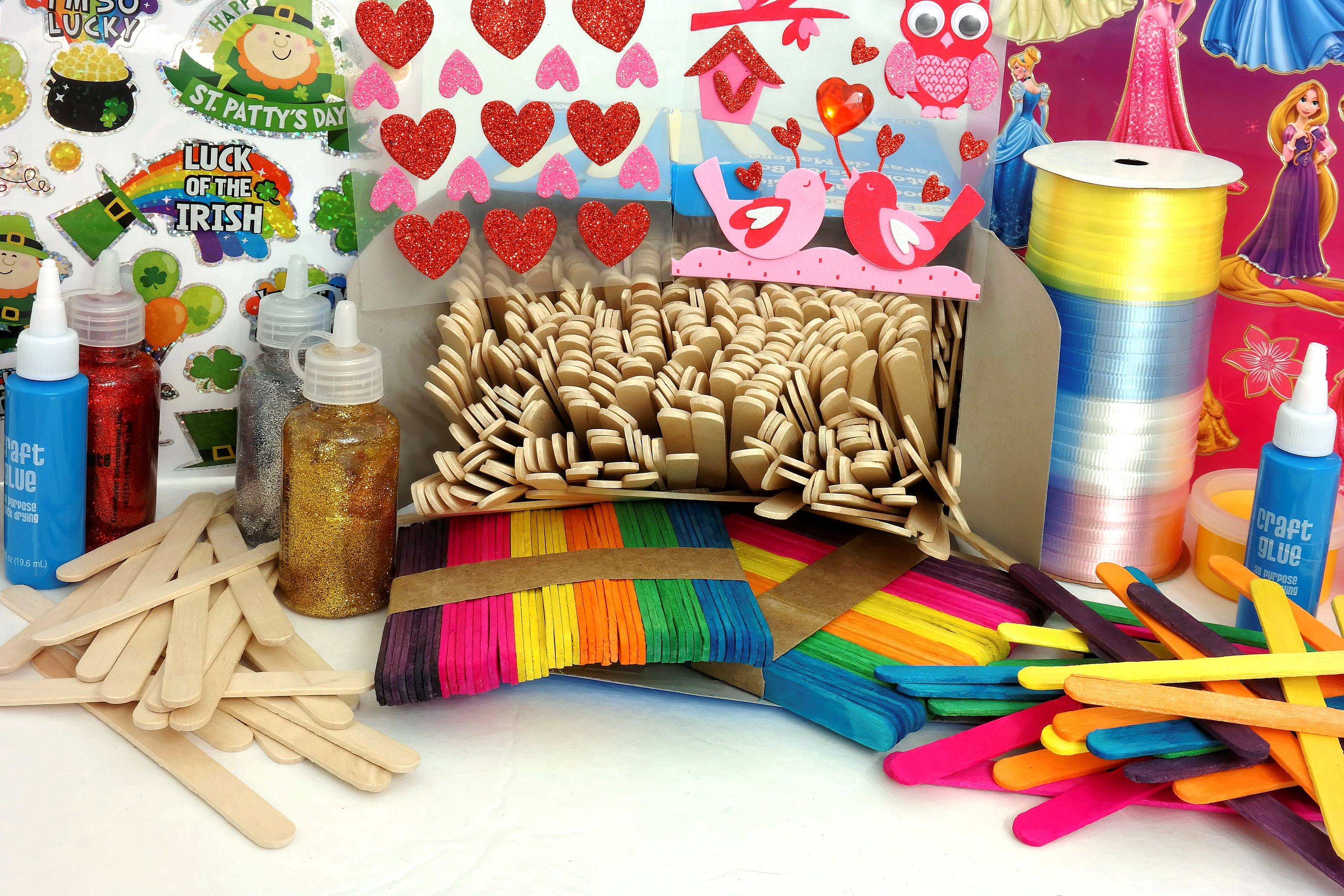 Things to make out of popsicle sticks with pictures ehow for How to make things out of sticks