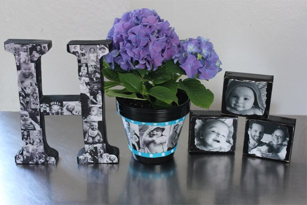 Personalized Photo Gift Set