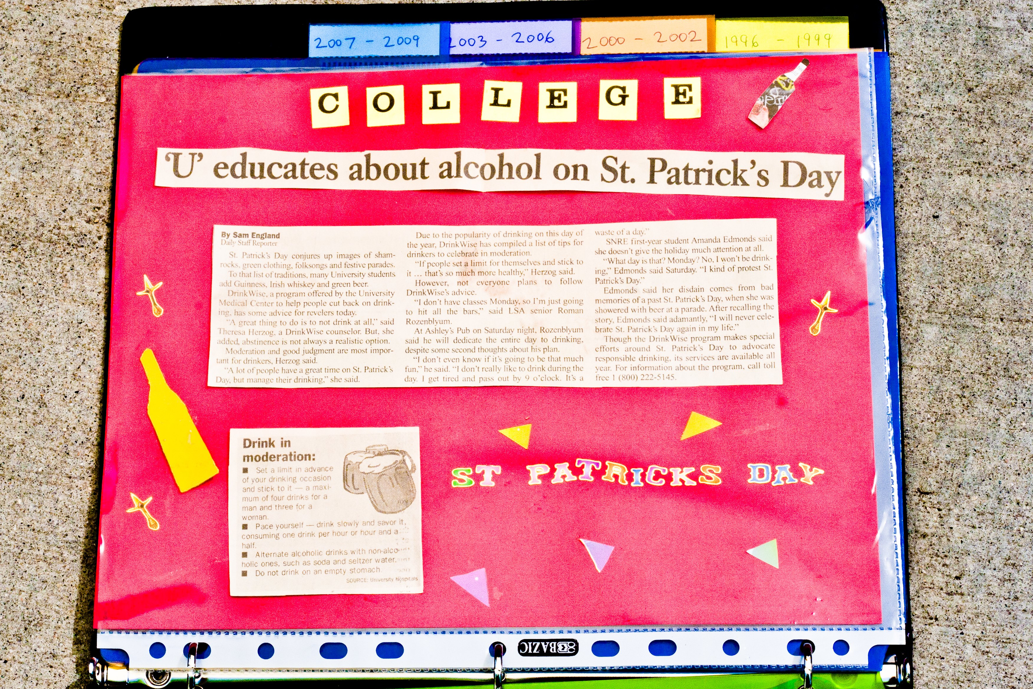 Scrapbook ideas newspaper articles - Scrapbook Ideas Newspaper Articles 11