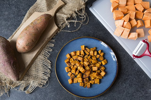 How to cook sweet potatoes perfectly every time ehow for Different ways to prepare potatoes