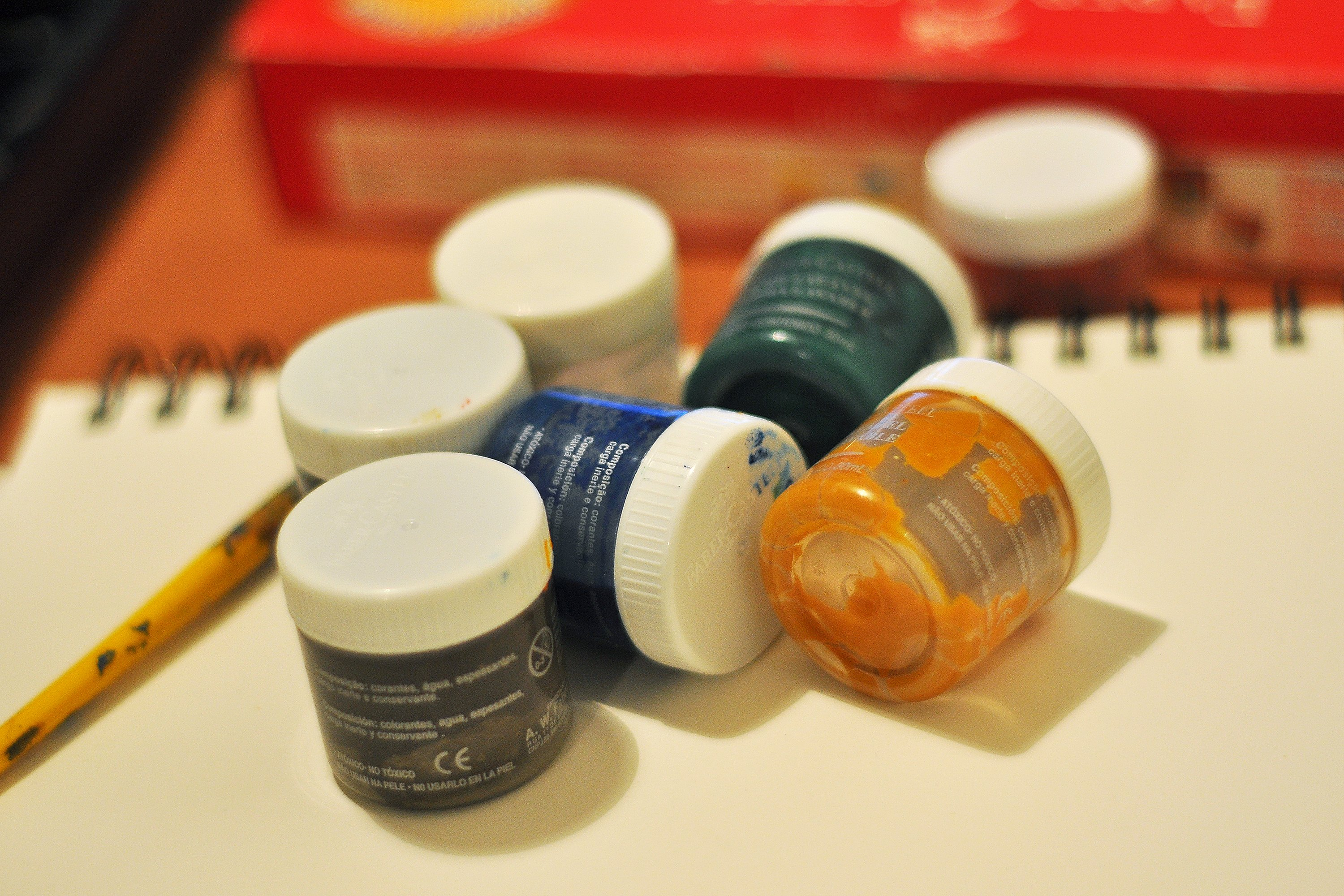 Can Tempera Paint Be Used On Fabric