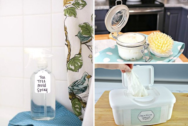 9 All Natural Bathroom Cleaning Solutions You 39 Ll Actually