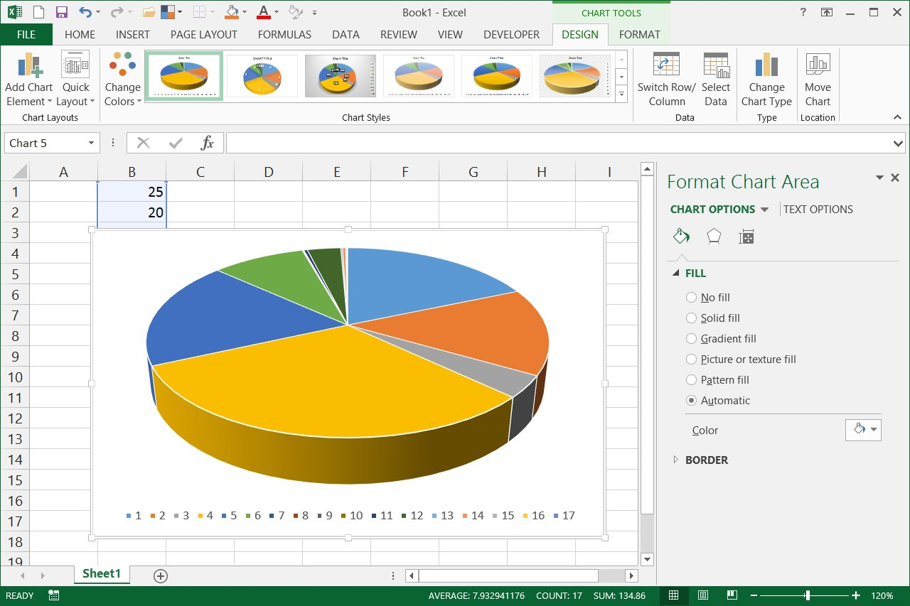How to create a pie chart in microsoft excel jeppefm how to create a pie chart in microsoft excel nvjuhfo Images