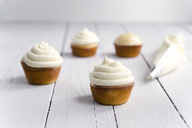 How to Make Tres Leches Cupcakes