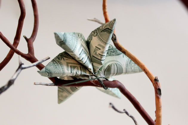 How to make a money tree with pictures ehow