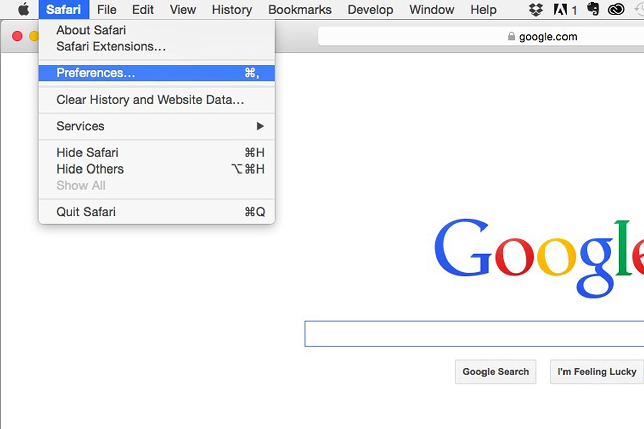 How To Make Google My Home Page On A Pc Or A Mac Ehow
