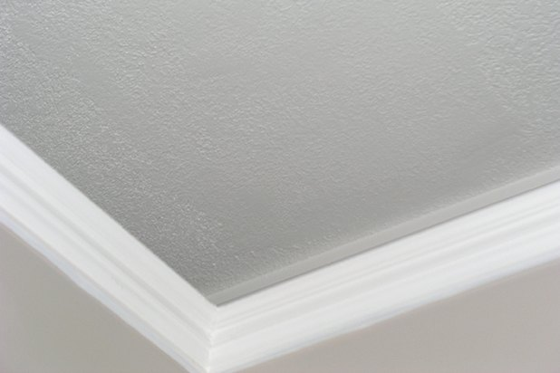 How To Patch A Hole In A Textured Ceiling With Pictures