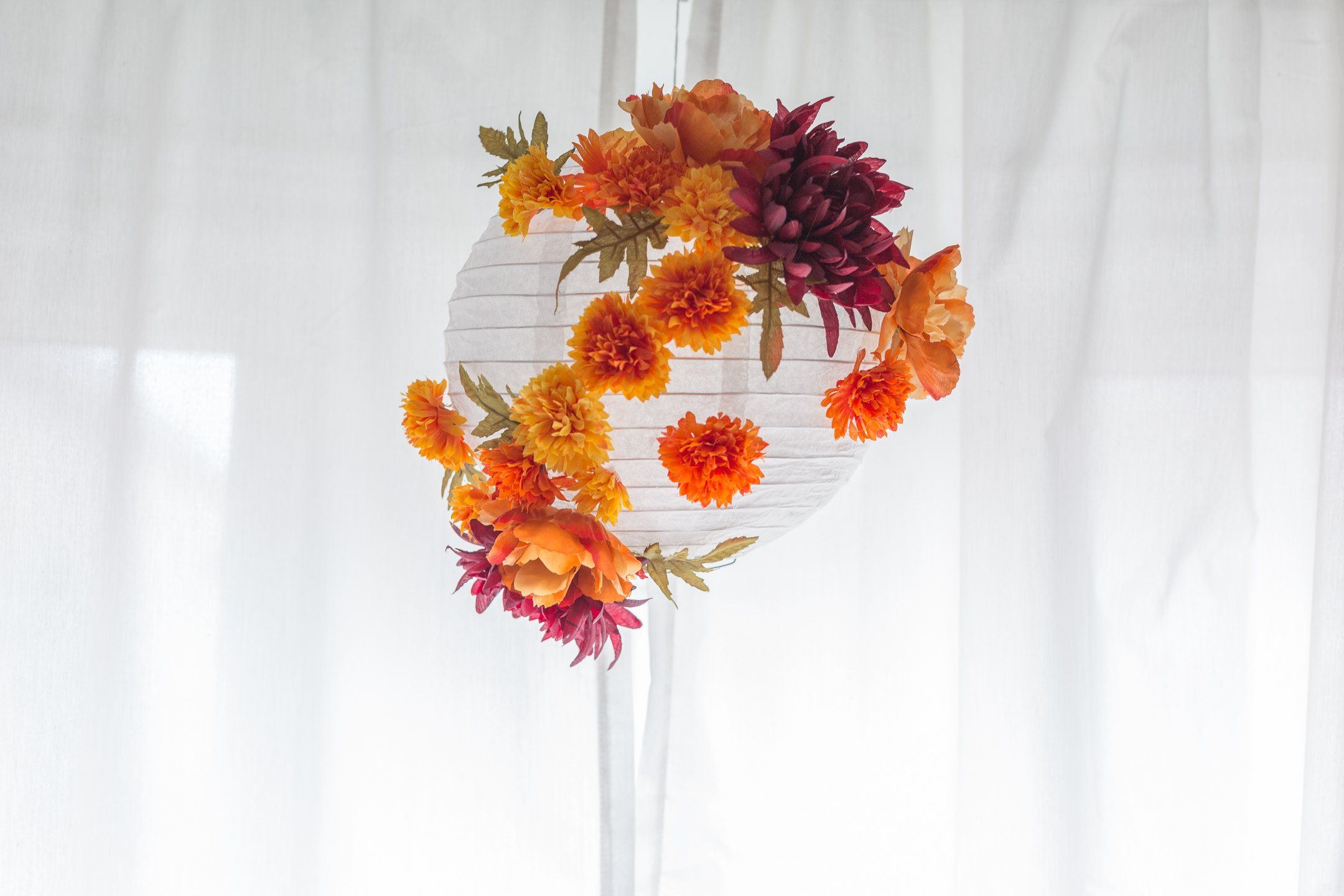Ehow how to discover the expert in you - Fall Inspired Paper Lantern Tutorial