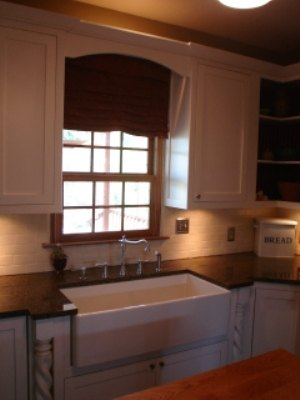 How To Install A Kitchen Cabinet Valance Ehow