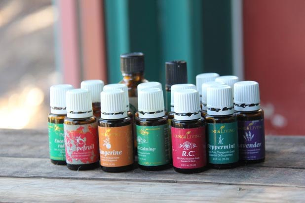Essential oils may be something for your family to try.