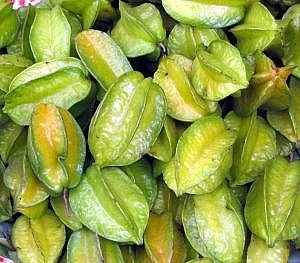 how to eat star fruit fruit display