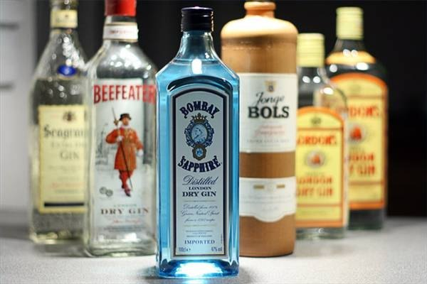 About Brands of Gin